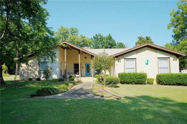 452 Wheeler Road, Valliant, OK 74764 (MLS #924572) :: Homestead & Co