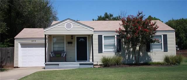 107 E Dale Street, Norman, OK 73069 (MLS #924587) :: ClearPoint Realty