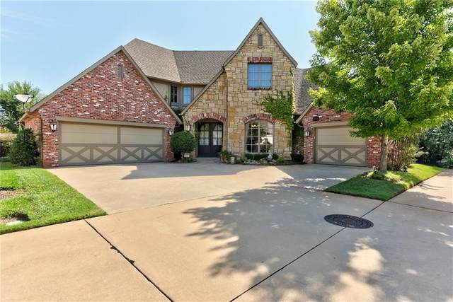 3824 Villas Creek Court, Edmond, OK 73003 (MLS #924621) :: Homestead & Co