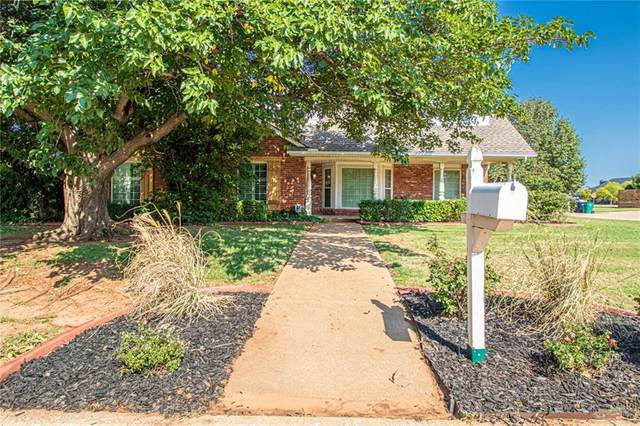 11300 Leaning Elm, Oklahoma City, OK 73120 (MLS #924632) :: Homestead & Co