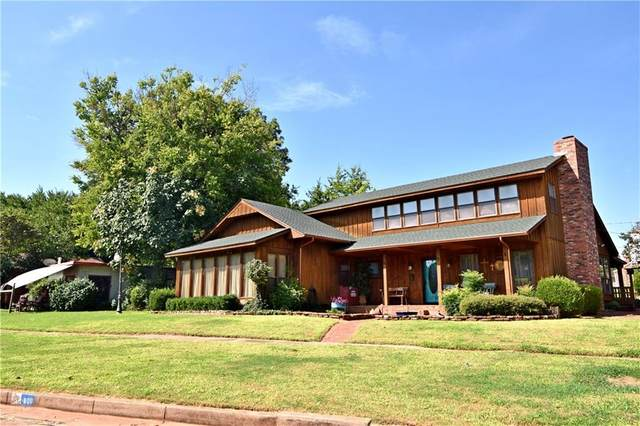 609 Park Place, Guthrie, OK 73044 (MLS #924663) :: Your H.O.M.E. Team