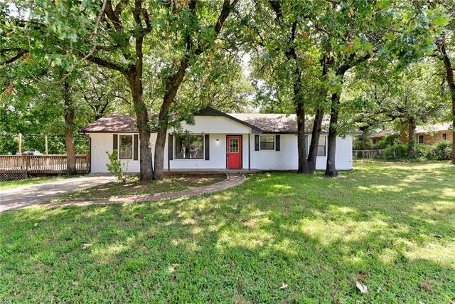 2702 Maple Drive, Harrah, OK 73045 (MLS #924694) :: Keri Gray Homes
