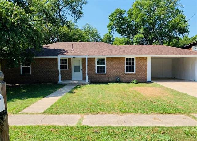 134 E 2nd Street, Atoka, OK 74525 (MLS #924696) :: Keri Gray Homes