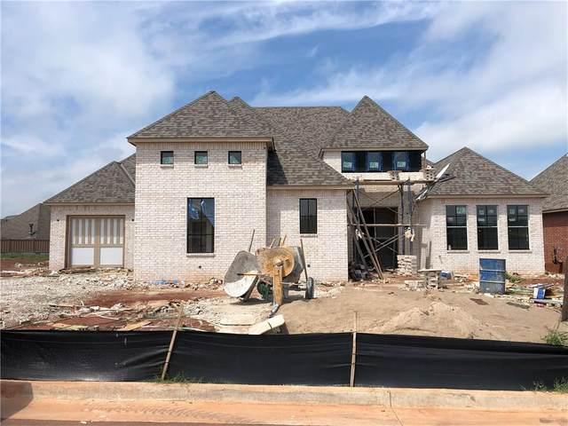 2925 Gold Finch Drive, Edmond, OK 73012 (MLS #924767) :: Keri Gray Homes