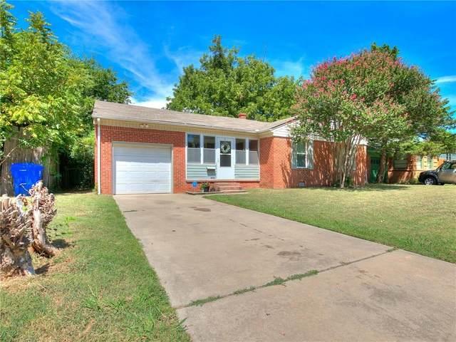 1017 E Louisiana Street, Norman, OK 73071 (MLS #924819) :: Homestead & Co