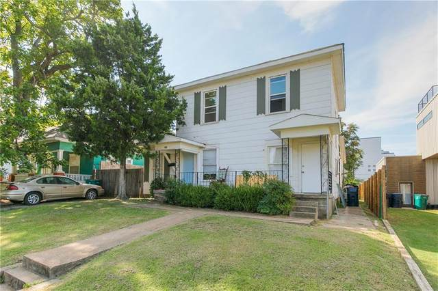 912 NW 8th Street, Oklahoma City, OK 73106 (MLS #924833) :: The UB Home Team at Whittington Realty