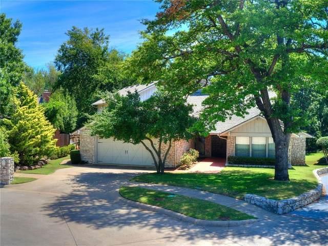 5 Rustic Hills Street, Norman, OK 73072 (MLS #924834) :: Keri Gray Homes