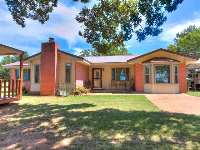 1901 Brookside Street, Guthrie, OK 73044 (MLS #924840) :: Homestead & Co