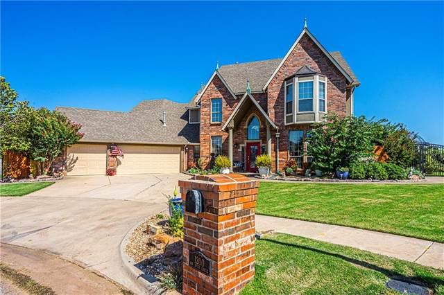 1200 NW 187 Circle, Edmond, OK 73012 (MLS #924849) :: Homestead & Co