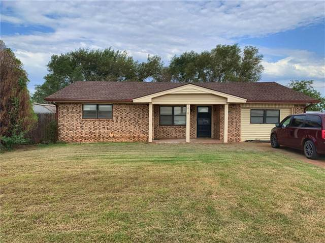 1010 S Ll Males, Cheyenne, OK 73628 (MLS #924859) :: The UB Home Team at Whittington Realty