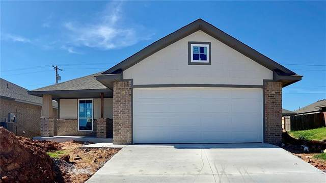 6804 NW 157th Street, Edmond, OK 73013 (MLS #924956) :: Erhardt Group at Keller Williams Mulinix OKC