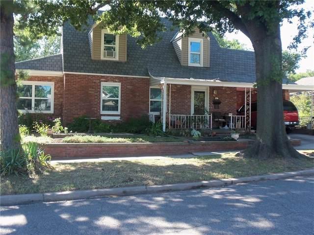 206 N Tucker Street, Shawnee, OK 74801 (MLS #925037) :: Homestead & Co