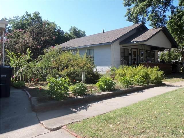 210 N Tucker Street, Shawnee, OK 74801 (MLS #925052) :: Homestead & Co