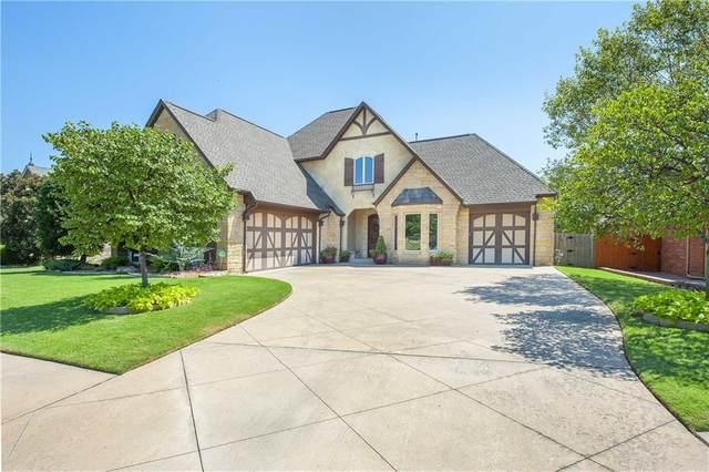 4200 Frisco Bridge Boulevard, Edmond, OK 73034 (MLS #925057) :: Keri Gray Homes