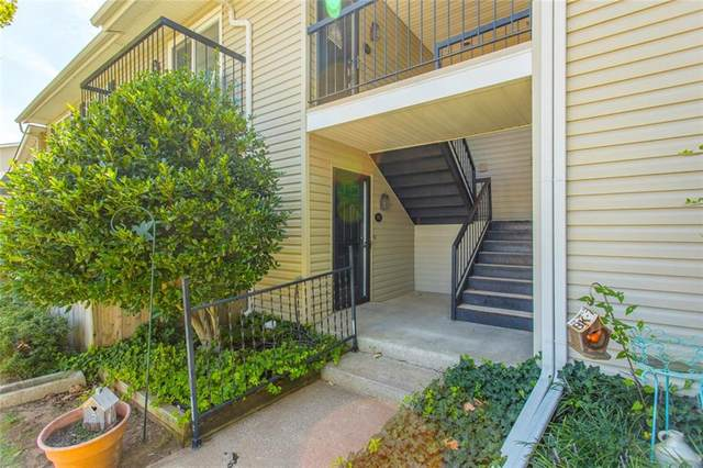 3200 W Britton Road #99, Oklahoma City, OK 73120 (MLS #925093) :: Homestead & Co