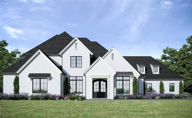 116 Annabelle Lane, Edmond, OK 73034 (MLS #925105) :: Homestead & Co