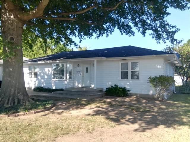 1401 Sherry Lane, Shawnee, OK 74801 (MLS #925111) :: ClearPoint Realty