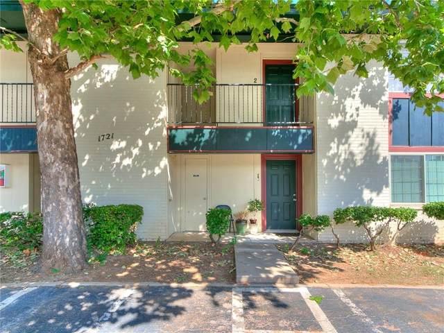 1721 E Lindsey Street #2, Norman, OK 73071 (MLS #925116) :: Homestead & Co