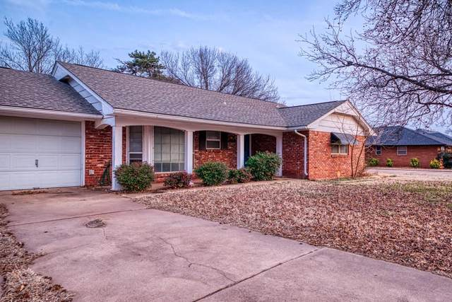 1319 S 7th Street, Kingfisher, OK 73750 (MLS #925151) :: ClearPoint Realty