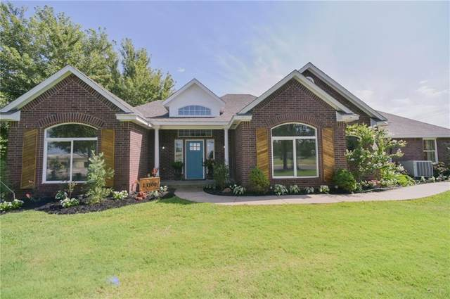 13100 Montana Street, Jones, OK 73049 (MLS #925207) :: Erhardt Group at Keller Williams Mulinix OKC