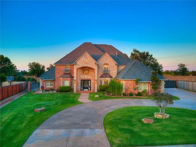 8013 NW 124 Street, Oklahoma City, OK 73142 (MLS #925209) :: Homestead & Co