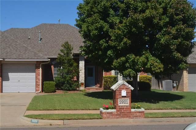 2921 SW 138 Street, Oklahoma City, OK 73170 (MLS #925232) :: Homestead & Co