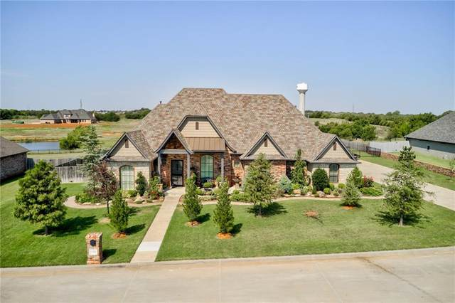 1360 Dragonfly Road, Norman, OK 73071 (MLS #925258) :: Homestead & Co