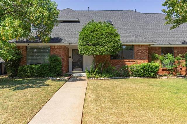 12013 Shady Trail Lane, Oklahoma City, OK 73120 (MLS #925363) :: Your H.O.M.E. Team