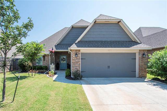 16408 Monarch Ridge Boulevard, Edmond, OK 73013 (MLS #925364) :: Homestead & Co
