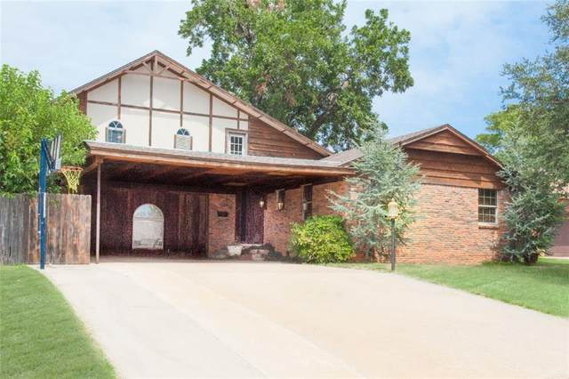 1417 Park, Clinton, OK 73601 (MLS #925391) :: ClearPoint Realty