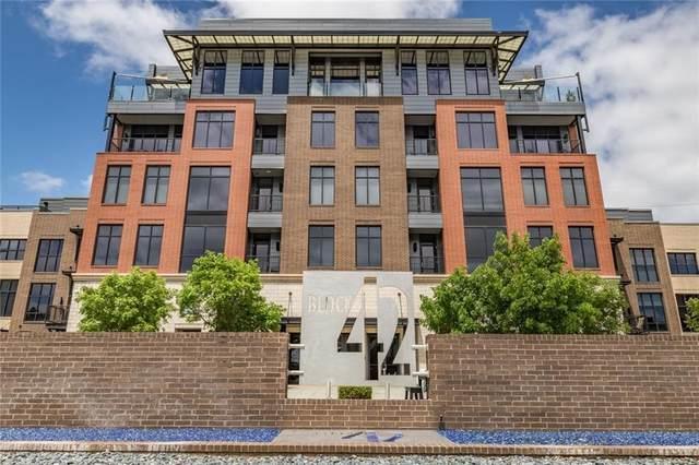 253 NE 4th Street #253, Oklahoma City, OK 73104 (MLS #925403) :: Homestead & Co