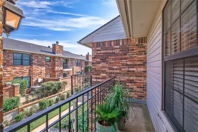 6325 N Villa Avenue #144, Oklahoma City, OK 73112 (MLS #925411) :: Erhardt Group at Keller Williams Mulinix OKC