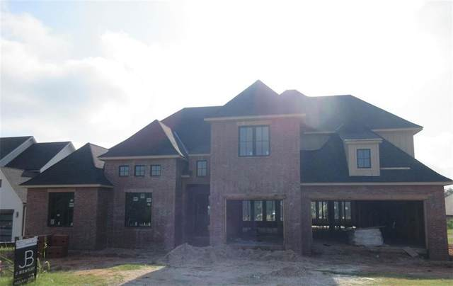2900 Sandstone Ridge, Edmond, OK 73034 (MLS #925474) :: Keri Gray Homes