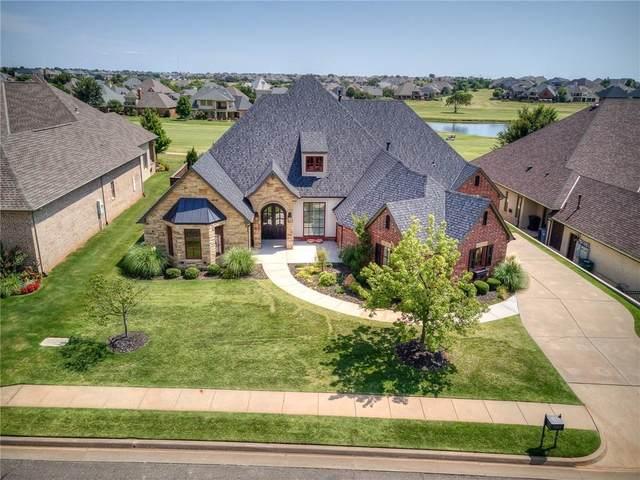 3360 NW 172nd Terrace, Edmond, OK 73012 (MLS #925482) :: Homestead & Co