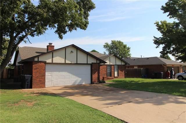 33 Springfield Drive, Oklahoma City, OK 73149 (MLS #925508) :: Erhardt Group at Keller Williams Mulinix OKC