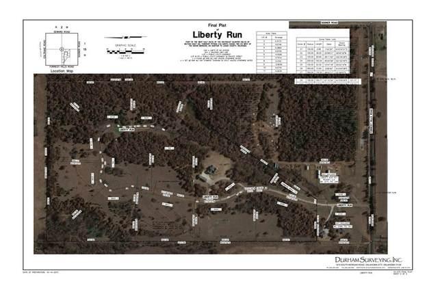 8825 Liberty Run, Guthrie, OK 73044 (MLS #925524) :: Homestead & Co