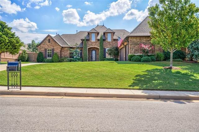 3124 Lavender Lane, Edmond, OK 73012 (MLS #925554) :: Homestead & Co