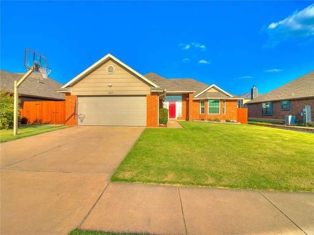 3417 Glisten Street, Norman, OK 73072 (MLS #925611) :: Homestead & Co