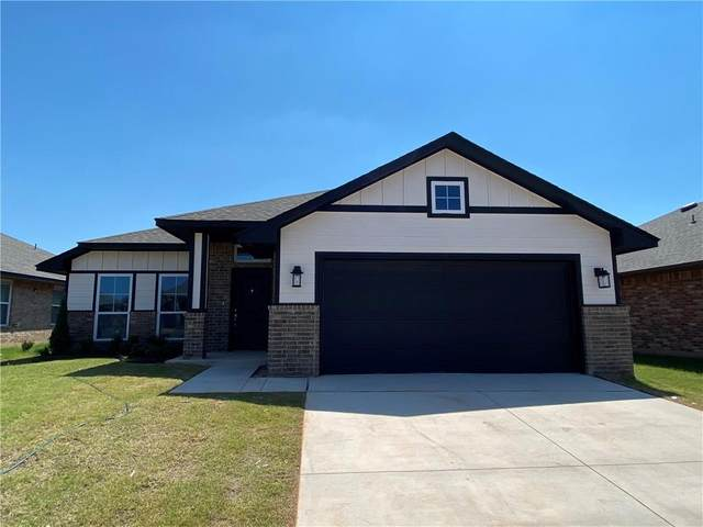 9220 SW 48th Terrace, Oklahoma City, OK 73179 (MLS #925616) :: Keri Gray Homes