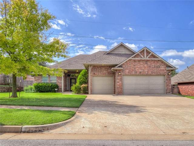 704 NW 193rd Street, Edmond, OK 73012 (MLS #925660) :: Homestead & Co
