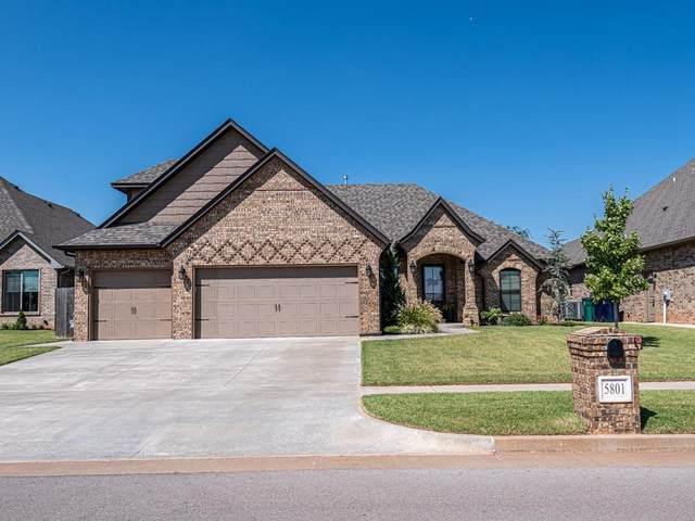 5801 Ledgestone Drive, Mustang, OK 73064 (MLS #925669) :: Homestead & Co