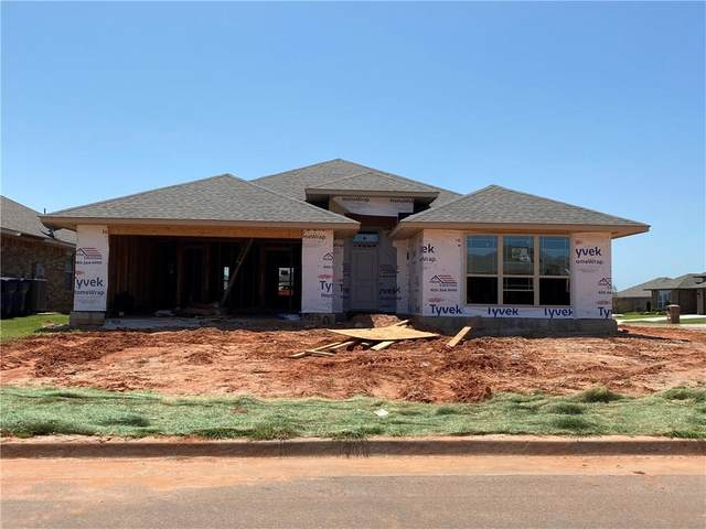 9120 SW 47th Street, Oklahoma City, OK 73179 (MLS #925689) :: Erhardt Group at Keller Williams Mulinix OKC