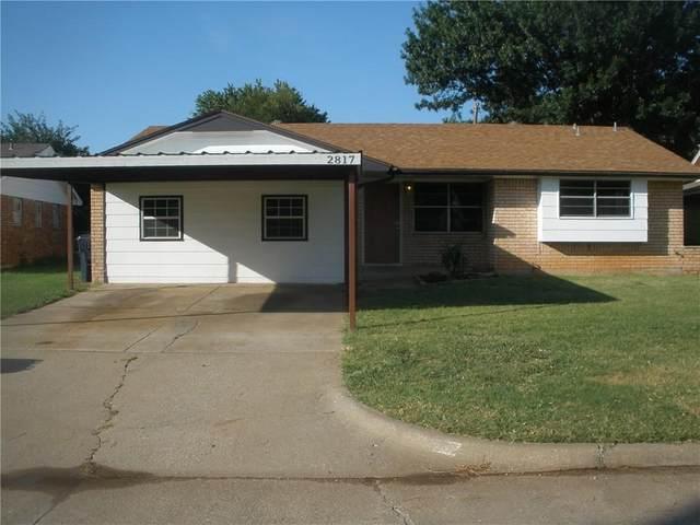 2817 SW 87 Street, Oklahoma City, OK 73159 (MLS #925718) :: Keri Gray Homes