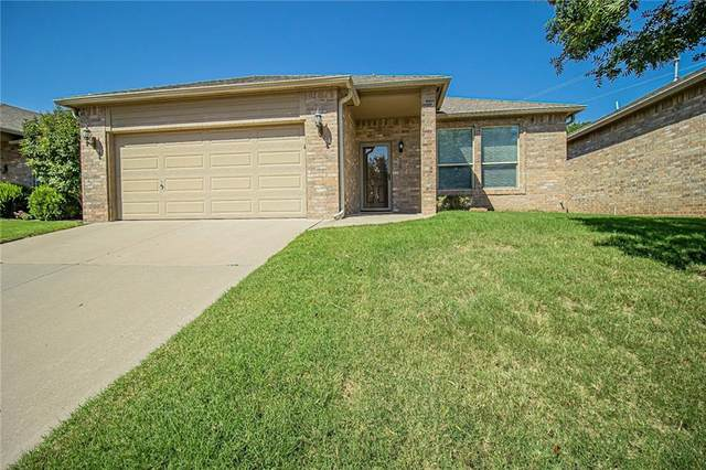 2115 Trailwood Road, Edmond, OK 73034 (MLS #925722) :: Erhardt Group at Keller Williams Mulinix OKC