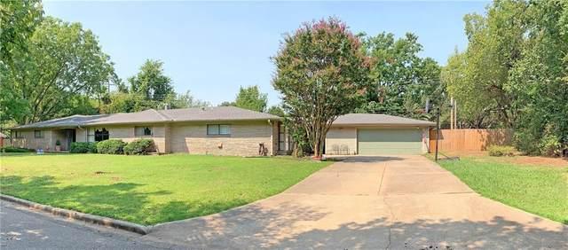 1604 English Drive, Shawnee, OK 74804 (MLS #925728) :: Homestead & Co