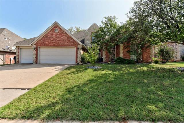 19316 Cade Court, Edmond, OK 73012 (MLS #925732) :: Homestead & Co
