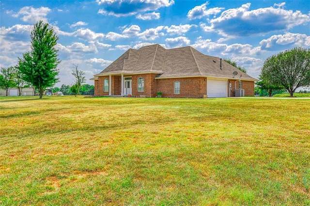 23465 State Highway 74 Highway, Purcell, OK 73080 (MLS #925760) :: Homestead & Co
