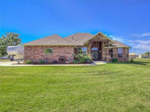 5050 Junction, Norman, OK 73026 (MLS #925800) :: Homestead & Co