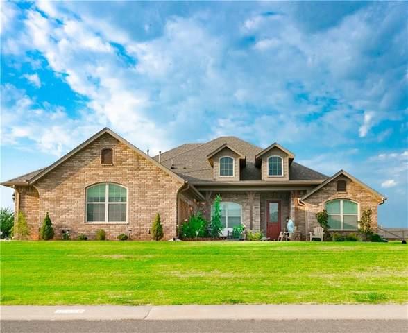 10220 Meadow Ridge Road, Edmond, OK 73025 (MLS #925847) :: Homestead & Co