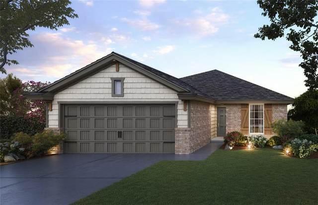 4108 NW 151st Street, Edmond, OK 73013 (MLS #925867) :: Keri Gray Homes